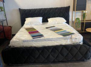 מיטה דגם מעויין